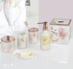 Бокс для салфеток (салфетница) Creative Bath Blush&Blooming BLU58MULT