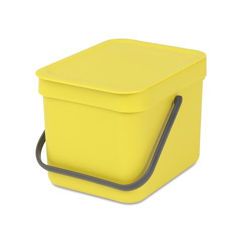 Ведро для мусора SORT&GO 6л Brabantia 109683