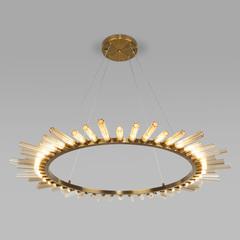 Подвесная люстра со стеклянными плафонами Bogate's Sole 559