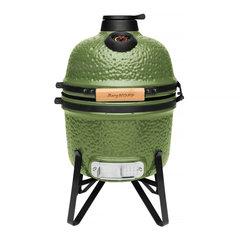 Компактный керамический уличный гриль 41*36*57см (зеленый) BergHOFF 2415704