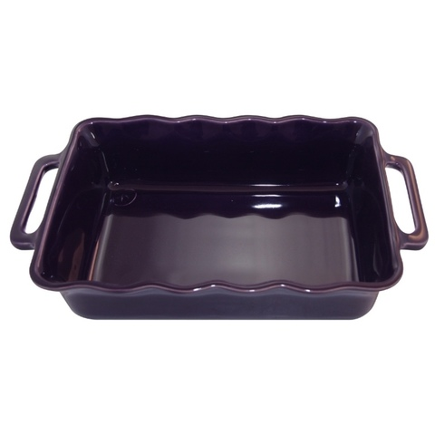 Форма прямоугольная 30,5 см Appolia Delices EGGPLANT 141030526