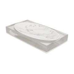 Подставка для предметов Kassatex Ducale White ADE-TR-WB
