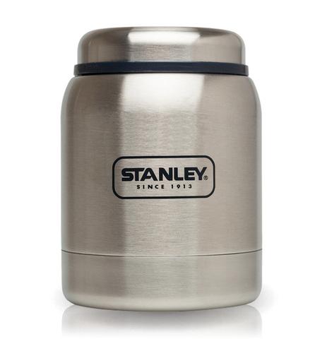 Термос для еды Stanley Adventure Food (0,41 литра) стальной 10-01610-007