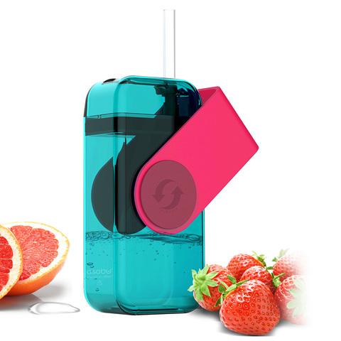 Мини-бокс для сока Asobu Juicy box (0,29 литра) красный