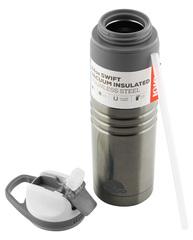 Бутылка для воды Igloo Swift 24 (0,7 литра), черная 70287