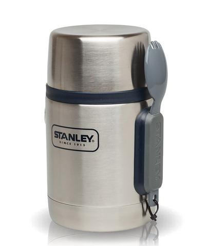 Термос для еды Stanley Adventure (0,53 литра) стальной 10-01287-023