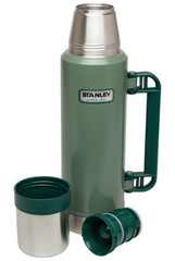 Термос Stanley Classic Hertiage (1,3 литра) зеленый 10-01032-037