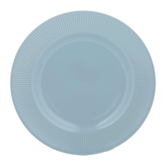 Тарелка Linear 21 см синяя Mason Cash 2002.119
