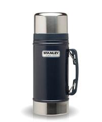 Термос для еды Stanley Legendary Classic Food Flask (0,7 литра) синий 10-01229-027