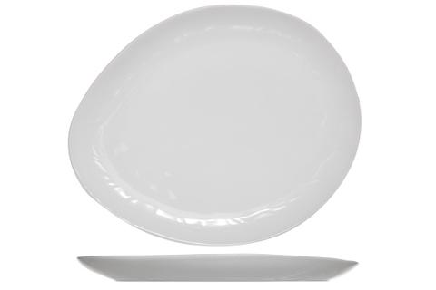 Тарелка овальная 20х16 см COSY&TRENDY Christy 7700235