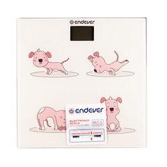 Электронные напольные весы Endever Aurora-564