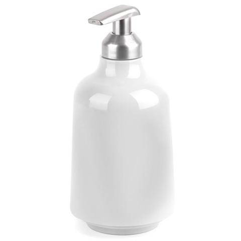 Диспенсер для жидкого мыла Umbra step белый 023838-660