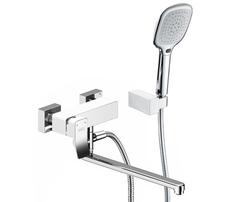Aller 1062LWHITE Смеситель для ванны с длинным изливом WasserKRAFT Серия Aller 1060WHITE