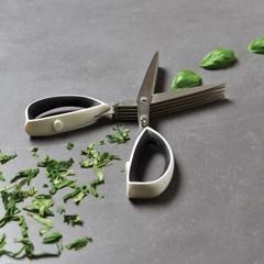 Ножницы с мульти-лезвиями и кистью 20,5см BergHOFF Studio 1106253