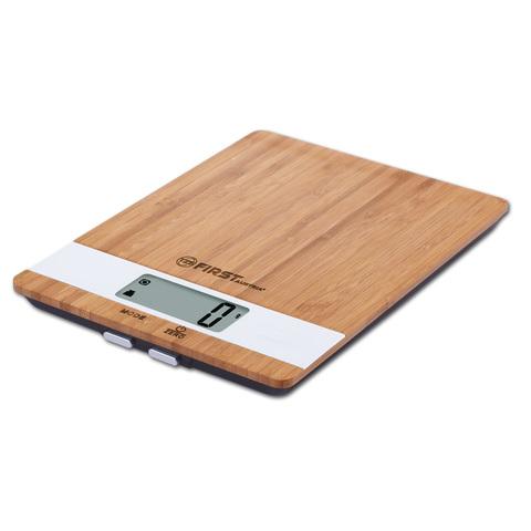 Весы кухонные FIRST Special Edition FA-6410 White