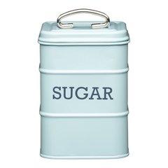 Ёмкость для хранения сахара Living Nostalgia blue Kitchen Craft LNSUGARBLU