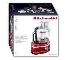 Кухонный комбайн 4л KitchenAid Artisan (Карамельное яблоко) 5KFP1644ECA
