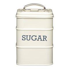 Ёмкость для хранения сахара Living Nostalgia creamy Kitchen Craft LNSUGARCRE