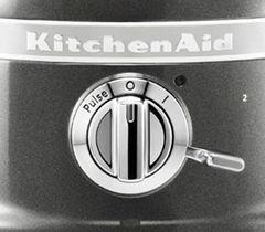 Кухонный комбайн 4л KitchenAid Artisan (Серебряный медальон) 5KFP1644EMS