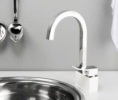 Aller 1067WHITE Смеситель для кухни WasserKRAFT Серия Aller 1060WHITE