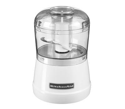 Измельчитель продуктов (чоппер) 830мл KitchenAid (Белый) 5KFC3515EWH