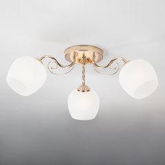 Потолочный светильник Eurosvet Wendy 30138/3 золото