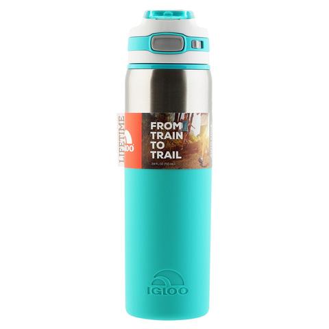 Бутылка для воды Igloo Tahoe 24 (0,7 литра), бирюзовая