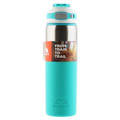 Бутылка для воды Igloo Tahoe 24 (0,7 литра), бирюзовая 70299