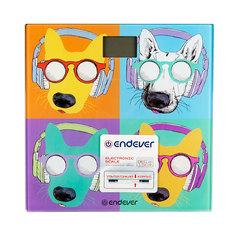 Электронные напольные весы Endever Aurora-566