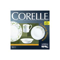Набор посуды 16 предметов Corelle Spring Faenza 1107615
