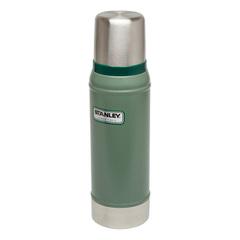 Термос Stanley Vacuum Bottle (0,75 литра) зеленый 10-01612-009