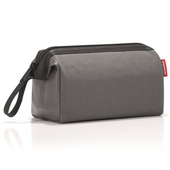 Косметичка Travelcosmetic canvas grey Reisenthel WC7050