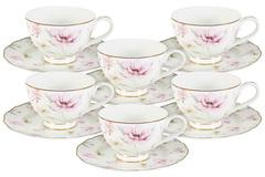 Набор из 12 предметов Anna Lafarg Emily Розовый танец 54844