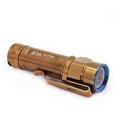 Фонарь светодиодный Olight S1A-CU Rose Gold Медь 918695