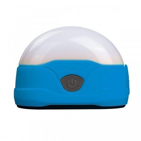 Фонарь светодиодный Fenix CL20R голубой, 300 лм, встроенный аккумулятор