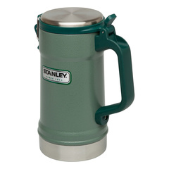 Термокружка Stanley Classic (0,71 литра) зеленая 10-02114-002