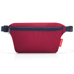 Сумка поясная beltbag S dark ruby Reisenthel WX3035