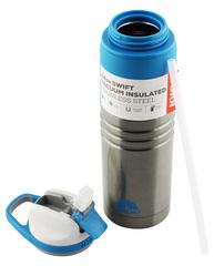 Бутылка для воды Igloo Swift 24 (0,7 литра), серая 70289
