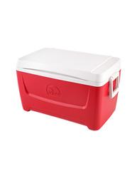 Изотермический контейнер (термобокс) Igloo Island Breeze 48 красный 44560