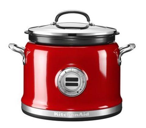 Мультиварка с функцией перемешивания 12 программ KitchenAid (Красный) 5KMC4244EER