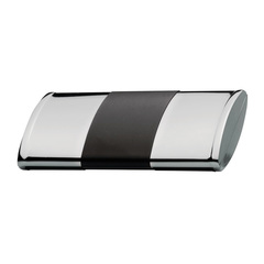 Маникюрный набор Yes, 5 предметов, цвет серый/черный, металлический футляр 9313GAR
