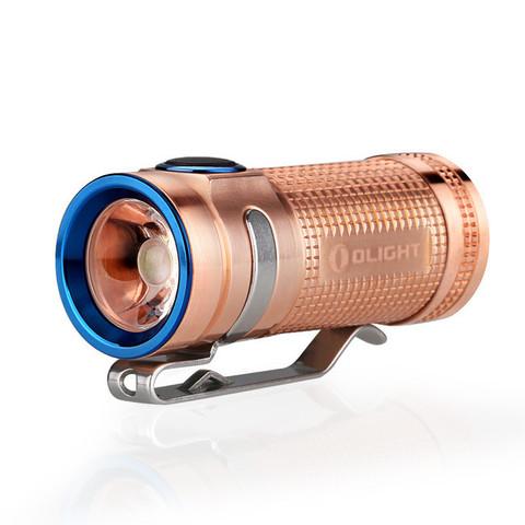 Фонарь светодиодный Olight S Mini CU Rose Gold Медь