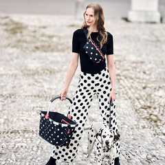 Сумка поясная beltbag S mixed dots Reisenthel WX7051