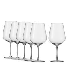 Набор из 6 бокалов для красного вина 625 мл «Bordeaux» SCHOTT ZWIESEL AIR арт. 119602-6