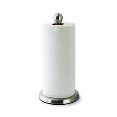 Держатель для бумажных полотенец Teardrop никель Umbra 330504-410