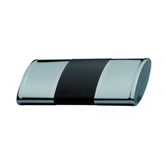 Маникюрный набор Yes, 5 предметов, цвет черный, металлический футляр 9321GAR