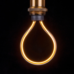 Декоративная контурная лампа Art filament 4W 2400K E27 BL150 Elektrostandard