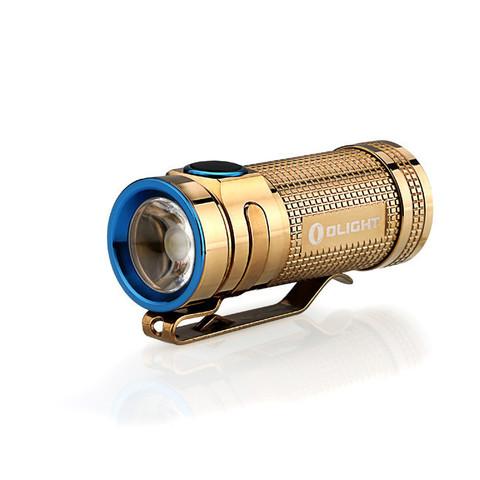Фонарь светодиодный Olight S Mini CU Raw Brass Медь