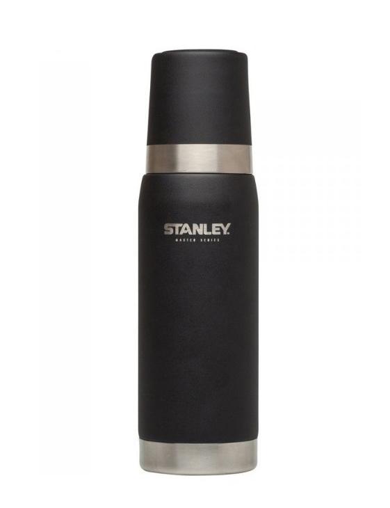 Термос Stanley Master (0,75 литра) черный