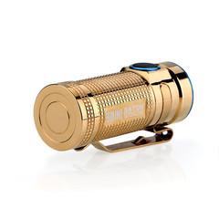 Фонарь светодиодный Olight S Mini CU Raw Brass Медь 918541